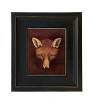 5x6 Painting Fox Head