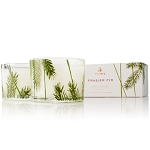 Thymes Frasier Fir Poured Candle Set, Pine Needle