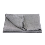 Thick Linen Hand Towel - Stonewashed - Natural