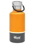 Cheeki 13 oz Classic Insulated Bottle Sunshine/Grey