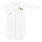 Magnolia Baby Duck Pond Embroidered Converter