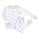 Magnolia Baby Sweet Unicorn Long Pajamas
