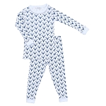 Magnolia Baby Buck Long Pajamas