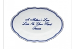 Mottahedeh Ring Tray - Mother's Love