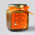 Scamps Toffee Sauce Jar