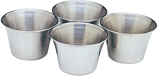 Norpro Set of 4 Sauce Cups