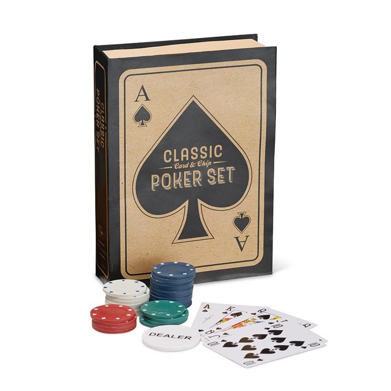 Poker Set in Gift Box