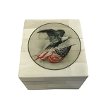 American Eagle Bone Box