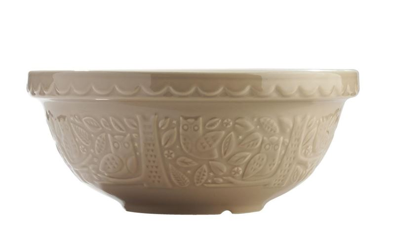 IN THE FOREST S18 (26CM) STONE MIXING BOWL