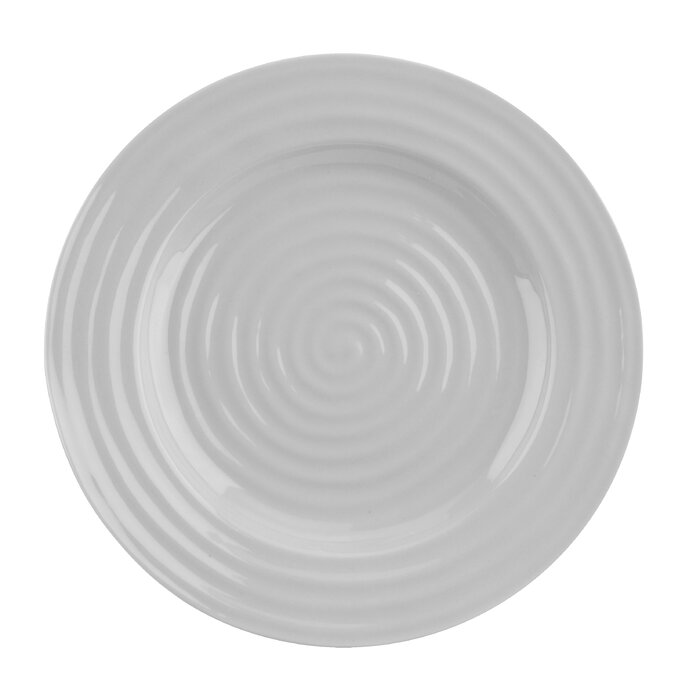 Sophie Conran White Salad Plate, Set of 4