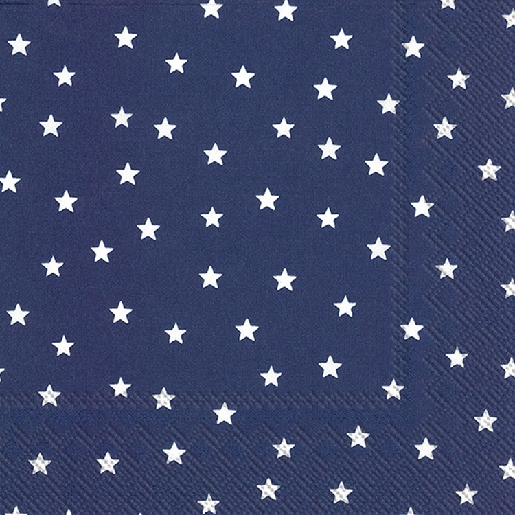 Little Stars Cocktail Napkins