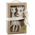 Sophie So'Pure Giraffe & Chewing Rubber