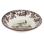 Spode Woodland King Salmon Cereal Bowl