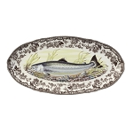 Spode Woodland Fish Dish