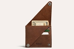 Wing Fold Card Case - Kiko Leather