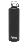 Cheeki 20 oz Insulated Bottle Matte Black