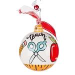 Teach Love Inspire Ornament - Glory Haus