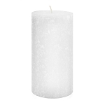 Root Candle - 3x6 Timberline Pillar White