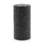 Root Candle - 3x6 Timberline Pillar Black