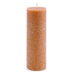 Root Candle - 3x9 Timberline Pillar Rust