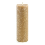 Root Candle - 3x9 Timberline Pillar Beeswax