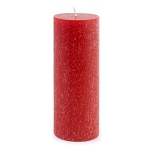 Root Candle - 3x9 Timberline Pillar Red
