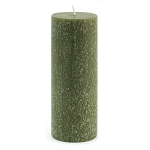 Root Candle - 3x9 Timberline Pillar Dark Olive