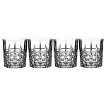 Marquis by Waterford Brady Double Old Fashioned, Set of Four