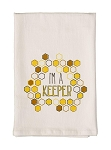 I'm a Keeper Towel