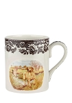 Woodland by Spode Mug Yellow Lab