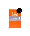 Field Notes Expedition 3-Pack Note Books