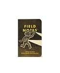 Field Notes Haxley (2-Pack) Illustrated Story Book & A Sketch Book