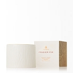 Thymes Frasier Fir Ceramic Poured Candle, petite