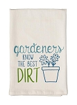 Gardeners Know the Best Dirt Towel