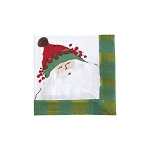 Vietri Old St. Nick Cocktail Napkins (Pack of 20)