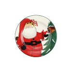 Vietri Old St. Nick 2020 Limited Edition Salad Plate