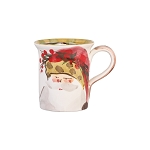 Vietri Old St. Nick Mug - Animal