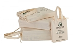 Organic Cotton Sheet Set - Twin Ivory Sateen