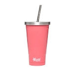 Cheeki 17 oz  Tumbler Dusty Pink