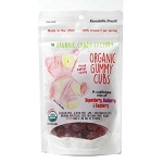 Organic Candy Factory - Berry Gummy Cubs 3 oz. bag