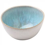 Casafina turquoise serving bowl
