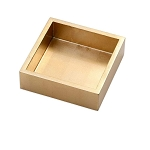 Caspari Gold Lacquer Napkin Holder