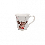 Casafina Deer Friends Mug