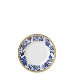 Wedgwood Blue Hibiscus Bread and Butter Plate