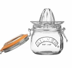Kilner Swing Top Glass Jar With Juicer | 17 oz
