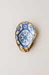 Grit & Grace Decoupage Oyster Ring Dish Moroccan Tile