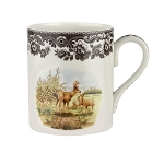 Woodland Wildlife Collection by Spode Mule Deer Mug
