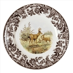 Woodland Wildlife Collection by Spode Mule Deer Salad Plate