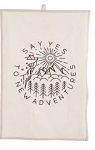Say Yes to Adventure Tea Towel