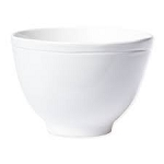 vietri viva fresh white serving bowl